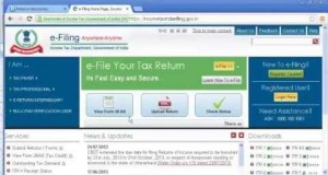 2 (#makeknowledgefree) How to file income tax return online in india ?(English)