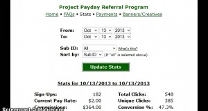 2015 – 2016 Free Money – See $871.50+ Income Proof As Of 12/23/14 – Project Payday