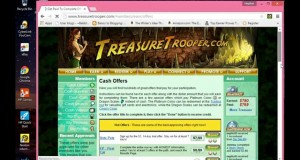 Earning-Money-online-with-Treasuretrooper-Passive-income-with-Referrals