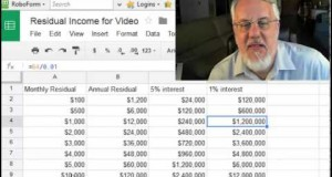 How-To-Earn-Retirement-Residual-Income-Online