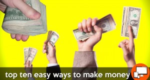 How-To-Make-Money-On-Internet-Top-10-Easy-Ways