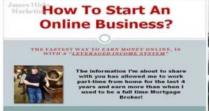 How-To-Start-An-Online-Business-Using-A-Proven-Income-Model
