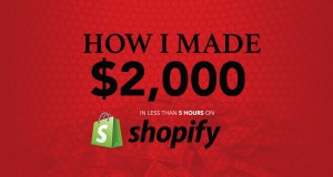 Increased-online-sales-and-made-2k-in-less-than-5hrs-with-Shopify