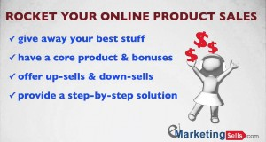 Marketing-products-online-to-make-passive-income-while-growing-a-small-business