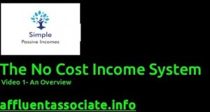 No-Cost-Income-System-Video-1