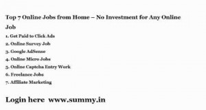 Online-jobs-from-home-earn-money-online-without-investment