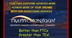 Traffic-Monsoon-trick-to-earn-money-online