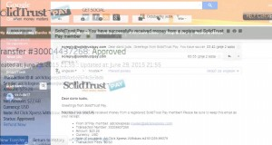 AD CLICK XPRESS-My 9th Withdrawal Proof,  Online income is possible with ACX 23 28$