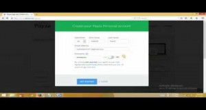 Bangla Tutorial ( How to create a payza account) of online income …part 1
