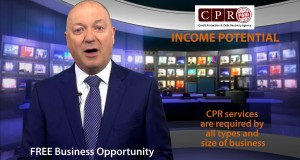 CPR Free Business Opportunity – INCOME POTENTIAL