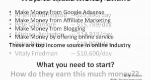 Do you know how these people earn online???
