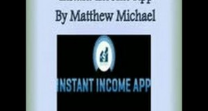 Don't Buy Instant Income App by Matthew Michael BEFORE…Video Review/Binary Options