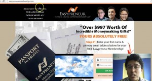 EasypreneurReview.com: Affiliate Marketing as the Preferred Online Source of Income