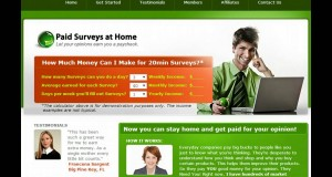 Instant Payday Network-Paid Surveys At home Scams!!