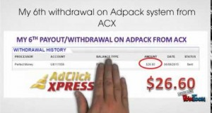 make money, make money online, online income, ACX,