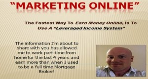 Marketing Online | A Formula For Creating Large Residual Income