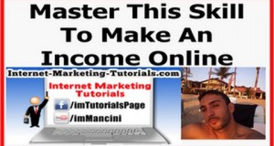 Master This Skill To Make An Income Online
