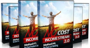 No Cost Income Stream 2.0 | 5 Proven Online Business Models You Can Start For No Cost!