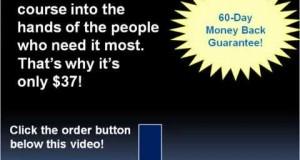 No Cost Income Stream 2 0 review