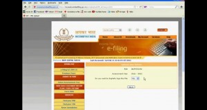 online filing income tax return