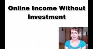 Online Income Without Investment