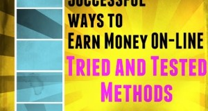 Successful ways of generating secondary income source – Tried and Tested Methods