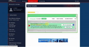 TrafficMonsoon advertising and revenue sharing Online income solution
